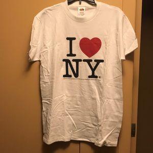 Tops - I love ny medium shirt brand new